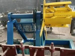 C型钢单臂放料架