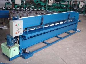 4m液壓剪板機