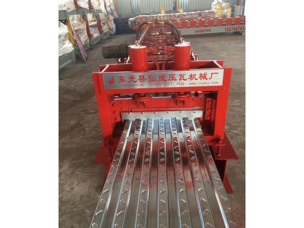 工程钢跳板设备(踏板机)