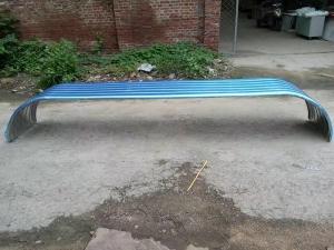 汽车挡泥板成型机